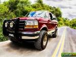 Foto Ford Bronco XLT 4x4 Modelo: 1993