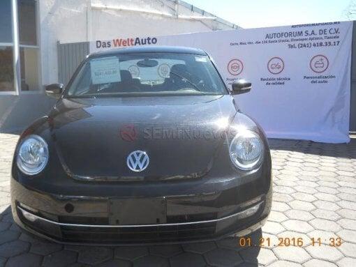 Foto Volkswagen Beetle Sport 2014 12024