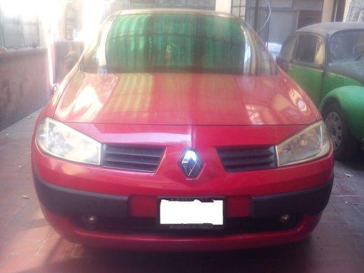 Foto Renault Megane Expresion