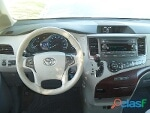 Foto Toyota sienna xle asientos de piel año 2012...