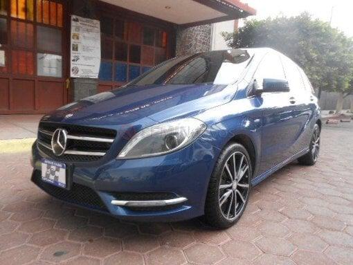 Foto Mercedes Benz Clase B 2013 24000