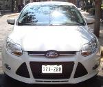 Foto Ford focus SE 4p automático blanco 13