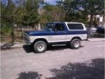 Foto Ford bronco xlt 1979 clasica std motor 302 4x4...