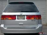 Foto Honda Odyssey 2002 5p Minivan Aut