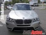 Foto BMW X3 4p 3.0 XDRIVE28I A 2012