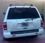 Foto Nissan Pathfinder 2001 - camioneta americana...