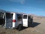 Foto Hermosa Van, ahorradora y perfecta para viajar