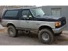 Foto Ford Bronco 1988 4x4 5.0 Aut. Nacional