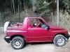 Foto Tracker Chevrolet Geo Descapotable 1998