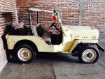Foto Jeep Willys Clasico 1954