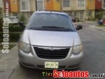Foto Chrysler town & country 5p limited 2006