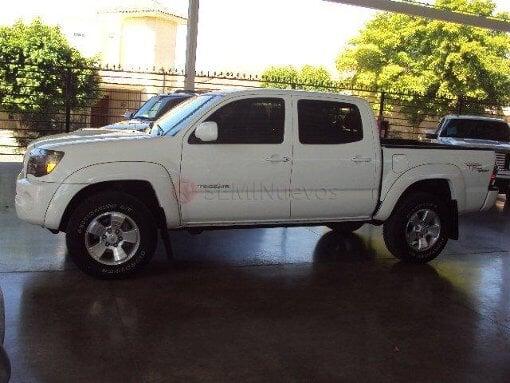 Foto Toyota Tacoma 2011 130150