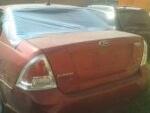 Foto MER1003- - Ford Fusion Austera Fusion Modelo