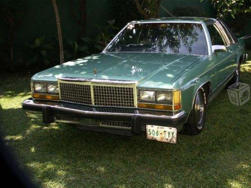 Foto Ford Modelo Ltd año 1979 en Coyoacn 3.600.000