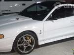 Foto Mustang blanco 1998