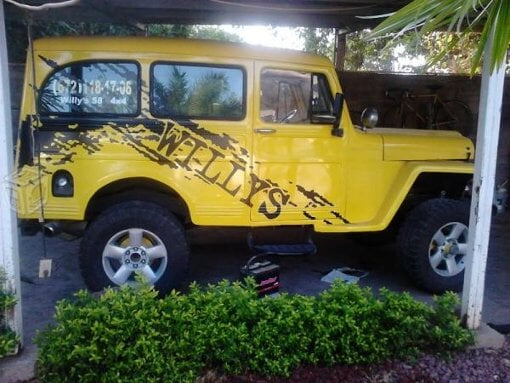 Foto Jeep WILLYS Wagon Overland