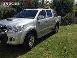 Foto Toyota Hilux equipada SRV Turbo Intercooler 2013