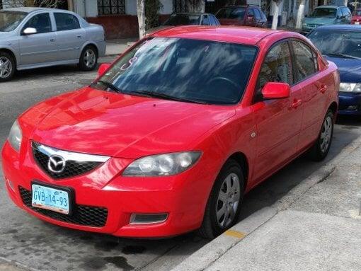 Foto Auto Mazda 2007 en León Guanajuato