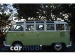 Foto Volkswagen Bus/Vanagon, Color Verde, 1963,...