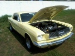 Foto Ford Mustang Cupé 1966