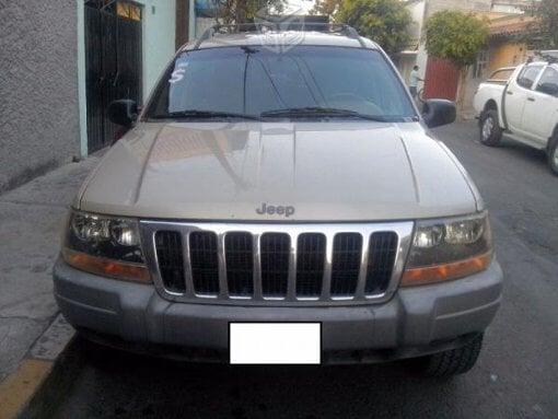 Foto Jeep Modelo Grand cherokee año 2000 en Coyoacn...