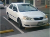 Foto Toyota Corolla CE blanco std urge