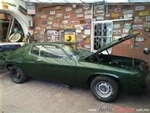 Foto Plymouth Road Runner Coupe 1973