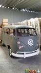 Foto Volkswagen Combi 1966 11 ventanas
