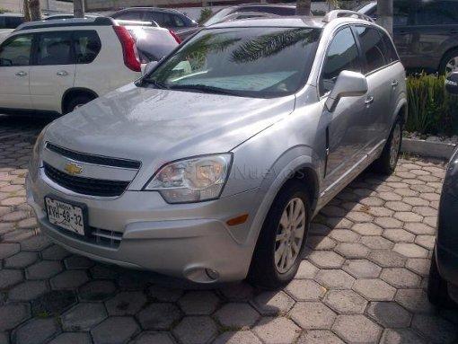 Foto Chevrolet Captiva Sport 2011 79723