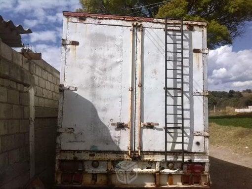 Foto Camion doble eje en San Damián Texoloc