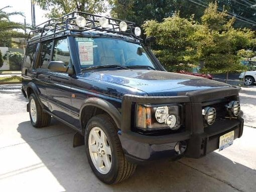 Foto Land Rover Discovery 2003 125000