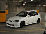 Foto Honda civic 1997 hatchback ek
