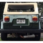 Foto Volkswagen Safari 1974 Gasolina en venta - La...