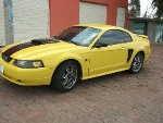 Foto Ford Mustang Coupe