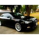 Foto Audi A5 Coupe 2012 Gasolina 50000 kilómetros en...
