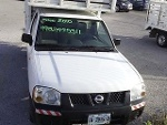 Foto Camioneta Nissan NP300 Redilas 2010