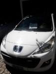 Foto MER1006- - Peugeot 207 Feline Blanco Color