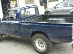 Foto Camioneta pickup 4cilindros