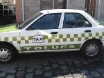 Foto Taxi de toluca en México