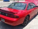 Foto Nissan 240 deportivo 1998