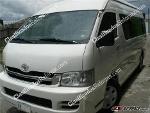 Foto Van/mini van Toyota HIACE 2010