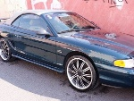 Foto Ford Mustang Cupé 1995 convertible