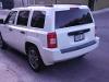 Foto Jeep Patriot Sport 4x2 blanca 2009 en Monterrey