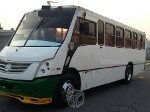 Foto Autobus mercedes benz semichato en México