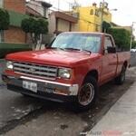 Foto Chevrolet S10 Pickup 1982