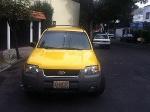 Foto Escape v6 xlt color amarilla -02
