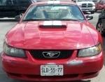 Foto Ford Mustang 1999 Color Rojo
