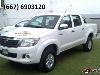 Foto Toyota Hilux 4p Doble Cabina SR a ee