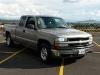Foto Silverado 4x4 cabina y media.