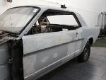 Foto Mustang Coupe 1966 - En proceso de restauración